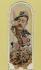 B. Moloch (1849-1909). Caricature de Théodore Roosevelt (1858-1919), 25ème président des Etats-Unis. Lithographie.  © Roger-Viollet