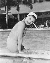 Esther Williams (1921-2013), actrice américaine.  © Collection Roger-Viollet/Roger-Viollet