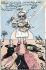 Voyage d'Emile Loubet (1838-1929), homme d'Etat français, en Algérie. Caricature d'Orens. Avril 1903. © Roger-Viollet