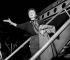 Edith Piaf (1915-1963), chanteuse française. © Roger-Viollet