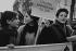 """Manifestation """"Liberté, autonomie, dignité, égalité et solidarité"""" organisée par le """"Collectif droits des femmes"""". Paris, 15 janvier 2000. © Catherine Deudon/Roger-Viollet"""