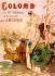 Affiche commémorative de la Découverte de l'Amérique. 1892. © Roger-Viollet