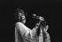 Ella Fitzgerald (1917-1996), chanteuse de jazz américaine. Lyon (Rhône), 1970. © Gérard Amsellem/Roger-Viollet