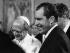 Richard Nixon (1913-1994), homme d'Etat américain et le pape Paul VI (1897-1978), 1968-1974. © Alinari/Roger-Viollet
