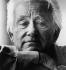 Georges Charpak (1924-2010), physicien français, prix Nobel de physique en 1992. Paris, 1993. © Jean-Pierre Couderc/Roger-Viollet