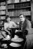Claude Chabrol (1930-2010), cinéaste français et Stéphane Audran (1932-2018), actrice française, 1968. Photographie de Georges Kelaidites (1932-2015). © Georges Kelaïditès / Roger-Viollet