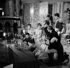 """Austerlitz"", film d'Abel Gance. Pierre Mondy, Claudia Cardinale, Ettore Manni, Anna-Maria Ferrero, Daniela Rocca, Jean-Louis Horbette et Martine Carol. France, 1960. © Alain Adler/Roger-Viollet"