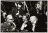 Yves Mourousi, Claude Dauphin, Jacques Fabbri et Pierre Bertin. Paris, 1975. Gala de l'Union des artistes. © Daniel Lebée / Musée Carnavalet / Roger-Viollet