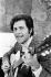 Joe Dassin (1938-1980), chanteur américain. 1968. Photographie de Georges Kelaidites (1932-2015). © Georges Kelaïditès / Roger-Viollet