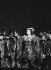 """""""Turandot"""", opéra de Giacomo Puccini. Mise en scène : Margarete Wallmann. Direction musicale de Seiji Ozawa. Décors et costumes : Jacques Dupont. Interprète : Montserrat Caballe (La princesse Turandot). Opéra de Paris, mai 1981. © Colette Masson / Roger-Viollet"""
