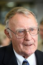 Death of Ingvar Kamprad (1926-2018), Swedish entrepreneur and founder of the IKEA brand, at the age of 91 © Ullstein Bild / Roger-Viollet