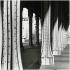 Le métro aérien. Paris (XVIème arr.), 1980. © Jean-Pierre Couderc/Roger-Viollet