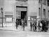 Travailleurs immigrés devant le Ministère du Travail. Paris, 1938.             © Roger-Viollet