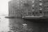 Les docks. Londres (Angleterre), 1958. © Jean Mounicq/Roger-Viollet