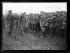 Guerre 1914-1918. Le roi George V et ses fils se rendent sur le front britannique, début décembre 1918. Visite des troupes sur la route de Bruxelles. © Excelsior - L'Equipe / Roger-Viollet