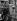 Boîte à lettres pour automobilistes installée avenue des Champs-Elysées. Paris, avril 1959.  © Roger-Viollet