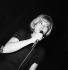 Sylvie Vartan (née en 1944), chanteuse française. © Collection Roger-Viollet/Roger-Viollet