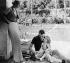 """""""C'est pour toujours"""", film d'Henry Hathaway. Carole Lombard, Gary Cooper et Shirley Temple. Etats-Unis, 1934. © Ullstein Bild/Roger-Viollet"""