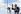La reine Elisabeth II (née en 1926), et son époux, le prince Philip (né en 1921), duc d'Edimbourg, lors de la tournée pour le jubilé d'argent marquant le 25ème anniversaire du couronnement. Rotorua (Nouvelle-Zélande), 24 février 1977.  © Ron Bell / PA Archive / Roger-Viollet