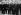 Conférence de Gênes (Italie), 1922. De gauche à droite : Lehanze, Horne, David Lloyd George, Facta et Louis Barthou. © Albert Harlingue/Roger-Viollet