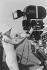 "Melina Mercouri (1920-1994), actrice et femme politique grecque, lors du tournage de ""Phaedra"", film de Jules Dassin, 20 juillet 1961. © TopFoto / Roger-Viollet"