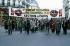 Manifestation d'instituteurs. Paris, mars-avril 1979.   © Roger-Viollet