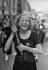 Front populaire. Jeune communiste. Paris, 14 juillet 1936. © Roger-Viollet