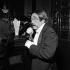 Gala de l'Union des Artistes. Robert Hirsch (né en 1925), acteur français. Paris, mars 1962. © Studio Lipnitzki/Roger-Viollet