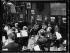 Guerre 1914-1918. Le général Pershing assiste à une répétition de la musique de la garde républicaine. Paris, 31 août 1917. © Excelsior – L'Equipe/Roger-Viollet