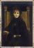Madame Bizet (1849-1926), veuve de Georges Bizet (1838-1875), compositeur français, et fille d'Elias Levy, dit Jacques Fromental Halévy, compositeur français. 1878. Paris, musée d'Orsay.   © Roger-Viollet