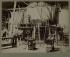 Statue de la Liberté dans l'atelier de Bartholdi, rue de Chazelles. Paris (XVIIème arr.), 1873-1883. Photographie anonyme. Paris, musée Carnavalet. © Musée Carnavalet/Roger-Viollet