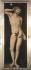 "Lucas Cranach l'Ancien (1472-1553). ""Adam"",  1528. Galerie des Offices, Florence (Italie).   © Alinari/Roger-Viollet"