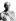 Paul Claudel (1868-1955), écrivain français, à 18 ans, sculpté par sa soeur Camille Claudel (1864-1943). © Albert Harlingue / Roger-Viollet