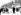 """""""Bataille de neige - 101"""". Monplaisir, cours Albert Thomas (anciennement cours Gambetta). Lyon (Rhône), 31 janvier 1897 - 7 février 1897. © Association Frères Lumière/Roger-Viollet"""