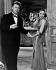 """""""La Règle du Jeu"""", film de Jean Renoir. Jean Renoir et Mila Parély. France, 1939.  © Roger-Viollet"""