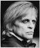 Klaus Kinski (1926-1991), acteur allemand. Paris, 1977. © Bruno de Monès/Roger-Viollet