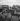 Vie à bord d'une péniche : nettoyage du pont. France, vers 1935. © Gaston Paris / Roger-Viollet