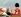 Nelson Mandela (1918-2013), président de la République d'Afrique du Sud, et la reine Elisabeth II (née en 1926), à bord d'une calèche. Londres (Angleterre), juillet 1996. © TopFoto / Roger-Viollet