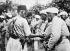Guerre d'Espagne (1936-1939). Unité nationaliste de soldats marocains. Burgos (Espagne), août 1936. © Ullstein Bild/Roger-Viollet