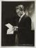 Maurice Druon (1918-2009), écrivain français. Paris, 1948. © Laure Albin Guillot/Roger-Viollet