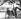 Richard Nixon (1913-1994), homme d'Etat américain, avec son épouse Pat et leur fille Tricia. Washington D.C. (Etats-Unis), 28 juillet 1960. © TopFoto/Roger-Viollet