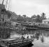 Vieux port. Bahia (Brésil), vers 1960. © Roger-Viollet