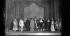 """""""Amphitryon 38"""" de Jean Giraudoux. Valentine Tessier, Pierre Renoir, A. Durthal, Louis Jouvet et Lucienne Bogaert. Paris, Comédie des Champs-Elysées, 1929.     © Boris Lipnitzki / Roger-Viollet"""