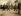 Theodore Roosevelt (1858-1919), homme d'Etat américain, se rendant au Capitole pour sa cérémonie d'investiture. Washington D.C. (Etats-Unis), Pennsylvania Avenue, 4 mars 1905. © The Image Works / Roger-Viollet