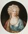"""""""Marie-Antoinette (1755-1793), reine de France"""". Aquatinte couleur. Paris, musée Carnavalet.    © Musée Carnavalet/Roger-Viollet"""