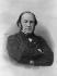 """Jean-Baptiste Lafosse (1818?-1879). """"Claude Bernard (1813-1878), physiologiste français"""". Lithographie, 1866. © Jacques Boyer / Roger-Viollet"""