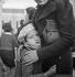 Guerre d'Espagne (1936-1939). Exode. France, février 1939. © Gaston Paris / Roger-Viollet