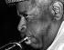 Dizzy Gillespie (1917-1993), musicien, chanteur et chef d'orchestre de jazz américain, 1988. Photo : Herb Snitzer. © Herb Snitzer / TopFoto / Roger-Viollet