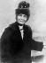 Emmeline Pankhurst (1858-1928), suffragette britannique, vers 1915. © Albert Harlingue / Roger-Viollet