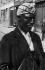 Mineur nord-africain dans le Pas-de-Calais. © Roger-Viollet